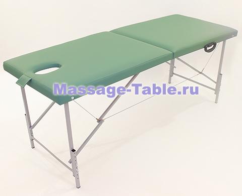 Массажный стол складной MT.6 с регулировкой по высоте